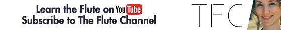 The Flute Channel on YouTube