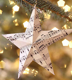 Christmas carols - Free Flute Sheet