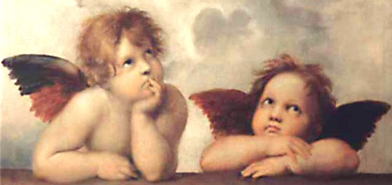 Angels, Raphael Angels