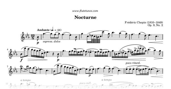 nocturne  f  chopin