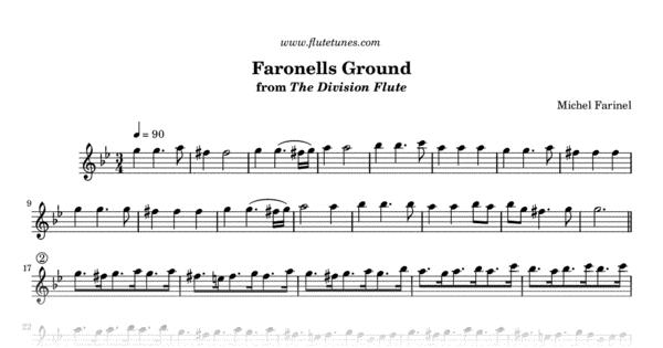 FARONELLS GROUND EBOOK