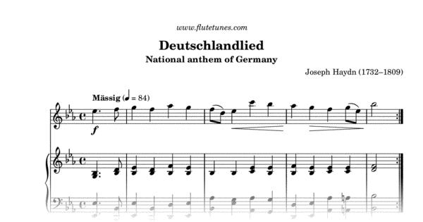 Spoken Austrian Hymn German National Anthem — ZwiftItaly