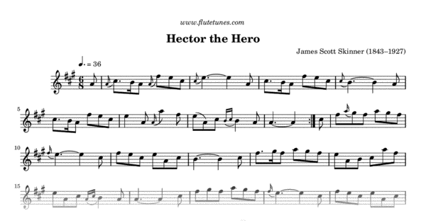 hector the hero  j s  skinner