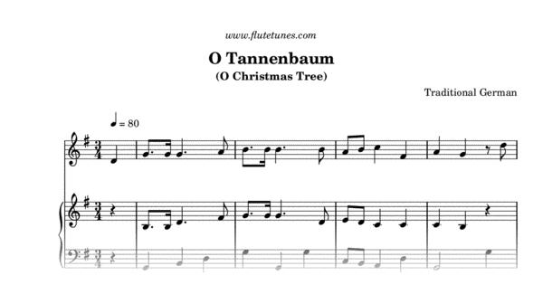 O Tannenbaum (Trad. German)