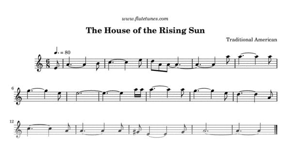 the house of rising sun pdf