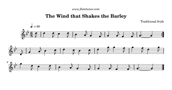 analyse of the wind that shakes